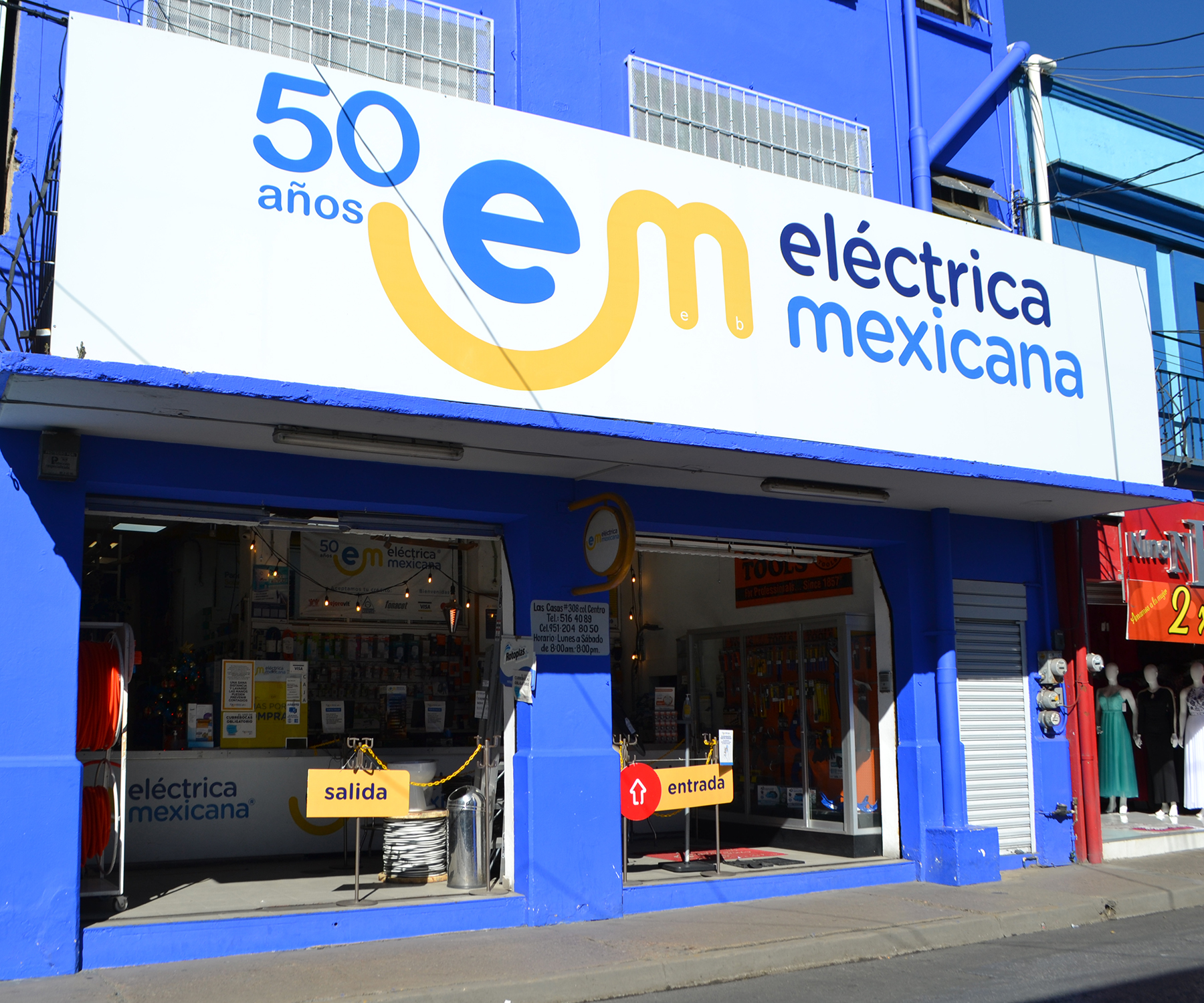 Electrica Mexicana